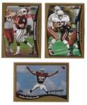 1998 Topps Chrome Football Team Set - ARIZONA CARDINALS