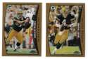 1998 Topps Chrome Football Team Set - GREEN BAY PACKERS