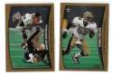 1998 Topps Chrome Football Team Set - NEW ORLEANS SAINTS