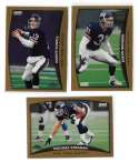 1998 Topps Chrome Football Team Set - NEW YORK GIANTS