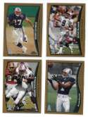 1998 Topps Chrome Football Team Set - TENNESSEE OILERS