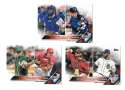 2016 Topps Update - Rookie Combo 3 card lot