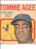 1970 Topps Posters #13 Written on back - NEW YORK METS