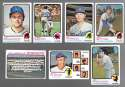 1973 Topps (Ex Condition (C)) - LOS ANGELES DODGERS Team Set