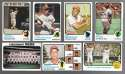 1973 Topps (Ex Condition (C)) - CINCINNATI REDS Team Set