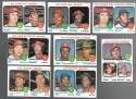 1973 Topps (EX condition (C)) - League Leaders subset