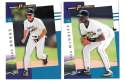 1998 Pinnacle Performers - TAMPA BAY DEVIL RAYS Team Set