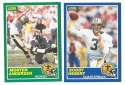 1989 Score Football Team Set - NEW ORLEANS SAINTS