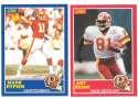 1989 Score Football Team Set - WASHINGTON REDSKINS