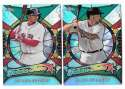 2016 Topps Chrome Future Stars - BOSTON RED SOX Team Set