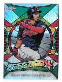 2016 Topps Chrome Future Stars - CLEVELAND INDIANS Team Set