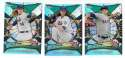 2016 Topps Chrome Future Stars - NEW YORK METS Team Set