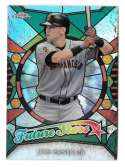 2016 Topps Chrome Future Stars - SAN FRANCISCO GIANTS Team Set