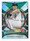 2016 Topps Chrome Future Stars - TORONTO BLUE JAYS Team Set