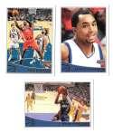 2009-10 Topps Basketball Team Set - Charlotte Bobcats
