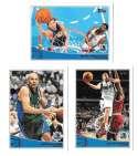2009-10 Topps Basketball Team Set - Dallas Mavericks