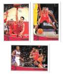 2009-10 Topps Basketball Team Set - Houston Rockets