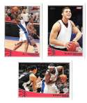 2009-10 Topps Basketball Team Set - Los Angeles Clippers