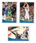 2009-10 Topps Basketball Team Set - Orlando Magic
