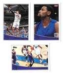 2009-10 Topps Basketball Team Set - Sacramento Kings