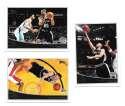 2009-10 Topps Basketball Team Set - San Antonio Spurs