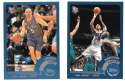 2002-03 Topps Basketball Team Set - New Jersey Nets