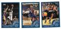 2002-03 Topps Basketball Team Set - Philadelphia 76ers