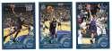 2002-03 Topps Basketball Team Set - Sacramento Kings