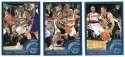 2002-03 Topps Basketball Team Set - Seattle Supersonics