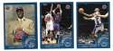 2002-03 Topps Basketball Team Set - Toronto Raptors