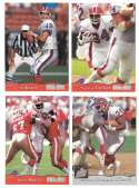 1993 Pro Set Football Team Set - BUFFALO BILLS