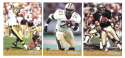 1993 Pro Set Football Team Set - NEW ORLEANS SAINTS