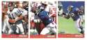 1993 Pro Set Football Team Set - NEW YORK GIANTS