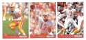 1993 Pro Set Football Team Set - TAMPA BAY BUCCANEERS