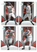 2006 Ultimate Collection (#ed/799) WASHINGTON NATIONALS Team Set