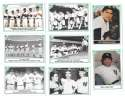 1983 ASA Stories 12 card set - Yogi Berra