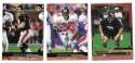 1999 Upper Deck (1-270) Football Team Set - ATLANTA FALCONS