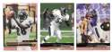 1999 Upper Deck (1-270) Football Team Set - BALTIMORE RAVENS