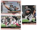 1999 Upper Deck (1-270) Football Team Set - PHILADELPHIA EAGLES