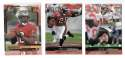 1999 Upper Deck (1-270) Football Team Set - TAMPA BAY BUCCANEERS