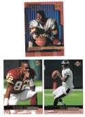 1999 Upper Deck (1-270) Football Team Set - WASHINGTON REDSKINS