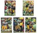 1998 Topps Gold Label Football - GREEN BAY PACKERS