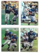 1998 Topps Gold Label Football - INDIANAPOLIS COLTS