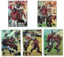 1998 Topps Gold Label Football - TAMPA BAY BUCCANEERS