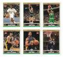 2006-07 Topps (1-265) Basketball Team Set - Boston Celtics