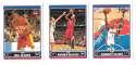 2006-07 Topps (1-265) Basketball Team Set - Detroit Pistons