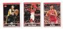 2006-07 Topps (1-265) Basketball Team Set - Houston Rockets
