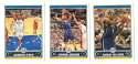 2006-07 Topps (1-265) Basketball Team Set - Indiana Pacers
