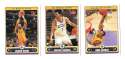 2006-07 Topps (1-265) Basketball Team Set - Los Angeles Lakers
