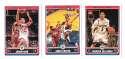 2006-07 Topps (1-265) Basketball Team Set - New Jersey Nets